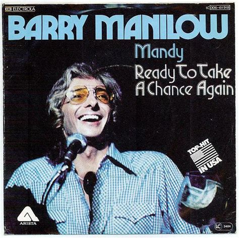 barry manilow oh mandy barry manilow mandy flickr photo sharing