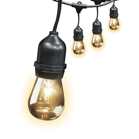 Feit Electric 20 Ft 10 Socket Incandescent String Light Incandescent String Lights