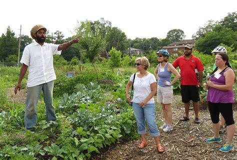 Community Garden Atlanta by Community Garden Tour Southeast Atlanta Edition Park Pride