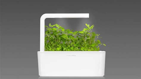 smart herb garden click and grow fuss free urban gardening catnip timelapse click grow smart herb garden youtube
