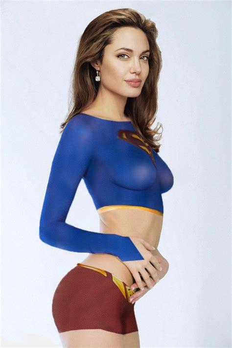 Brad Angelinas Like Supergirl by Supergirl 2 By Thiagoca On Deviantart