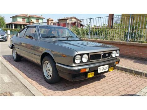 lancia volumex for sale for sale lancia beta coupe volumex vx 1984 offered for