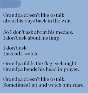 missing  grandpa quotes quotesgram