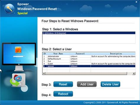 reset password windows 7 without reset disk how to reset windows 10 password without disk