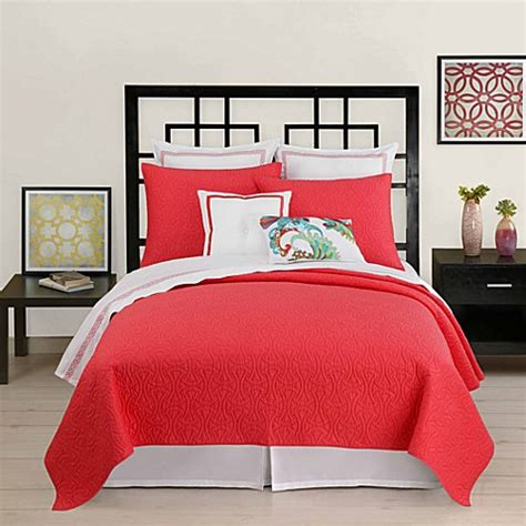 trina turk coverlet buy trina turk bedding from bed bath beyond