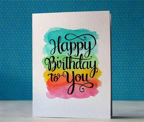 Modern Handmade Cards - modern handmade birthday card ideas best birthday quotes