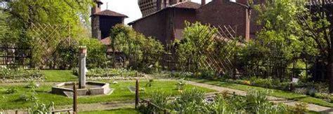 giardini medievali i giardini pi 249 segreti quelli medievali ecco dove sono