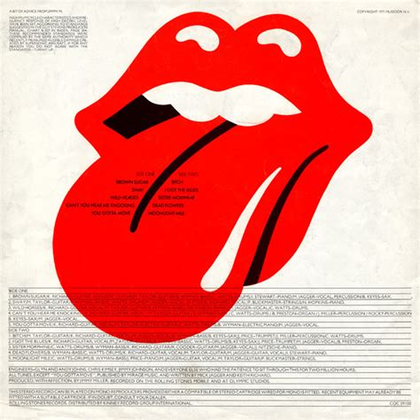 quot sticky fingers quot how an album cover defined the stones superhype