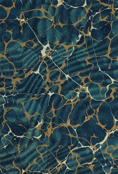 Marbled Paper - mississippi marbled paper