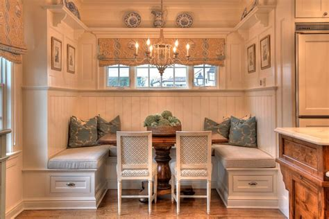 built in breakfast nook cozy built in breakfast room nook windowseats pinterest