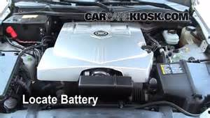 2002 Cadillac Battery Location Cadillac Xlr Battery Location Get Free Image About
