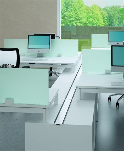 quadrifoglio sistemi d arredo x4 workstation desk by quadrifoglio