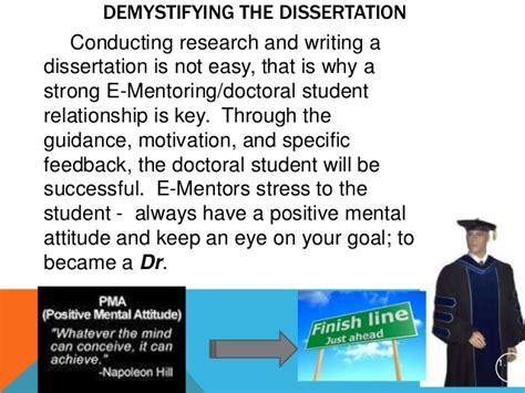 demystifying dissertation writing demystifying dissertation writing 100 original