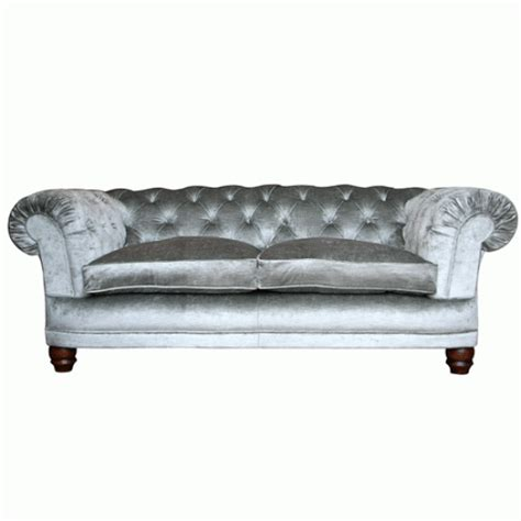 Silver Sofas by Chatsworth Chesterfield From Lewis Sofas 20 Of
