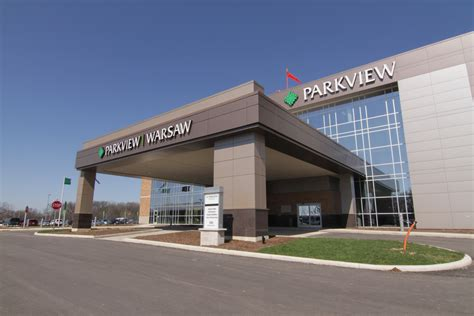 parkview emergency room parkview warsaw complex opens wane