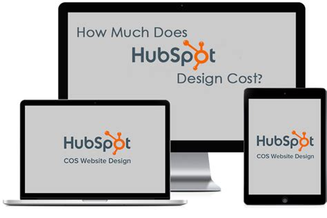 how much does it cost to design your website with hubspot