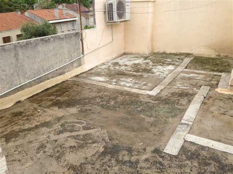 Etancheifier Une Terrasse Beton