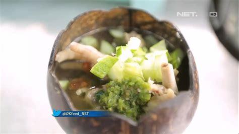 Intip Buntel Kuliner Rasa Gurih cilok goang rasa gurih disajikan dengan unik