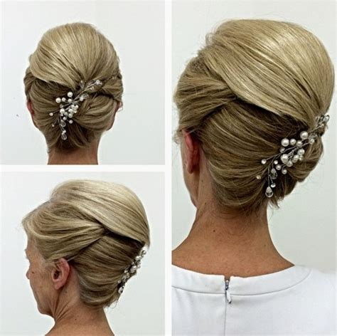 mother of the bride hairstyles partial updo partial updo for long hair long hairstyles