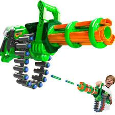 nerf machine gun   ebay