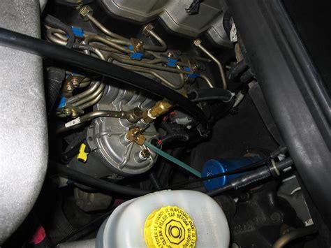 2002 dodge durango fuel filter fuel pressures and flows lift etc dodge diesel