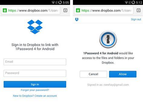 dropbox api v2 dropbox android api