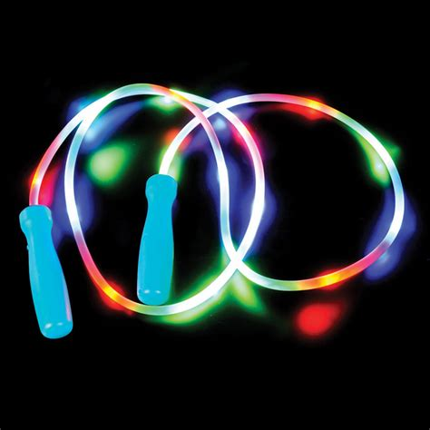 jumping lights led light up jump rope for sale