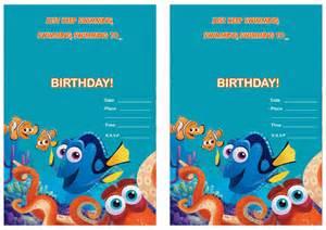 finding dory birthday invitations birthday printable stylish strawberry shortcake