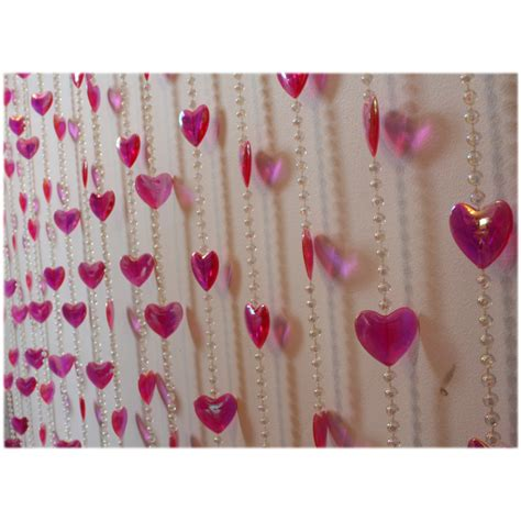 Hanging Bead Curtains Hanging Beaded Door Curtain Room Divider Ebay