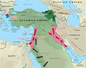 Wwi Ottoman Empire Was The Ottoman Empire An Ally Of Germany During Wwi Did The War Take Place Only In Quora