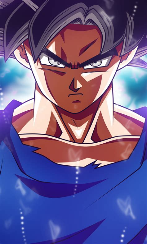 dragon ball super iphone 5 wallpaper 1280x2120 goku dragon ball super 5k 2017 iphone 6 hd 4k