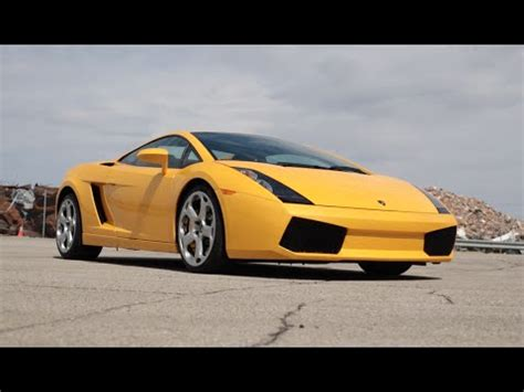 In My Lamborghini Gallardo by An Honest Review Of My Lamborghini Gallardo