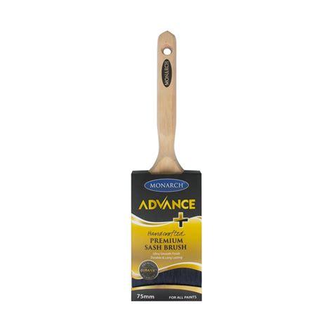 Advance Plus monarch advance plus 75mm sash paint brush bunnings