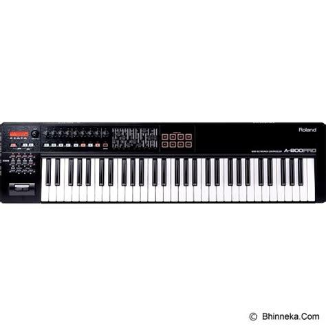 Keyboard Roland Murah jual roland midi keyboard controller a 800pro murah
