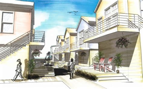 Breezy Point Home Elevation Study Queens Nyc New York | breezy point home elevation study queens nyc new york