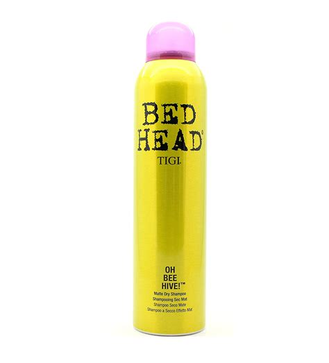 bed head shoo bed head dry shoo how why and when to use dry shoo gq india