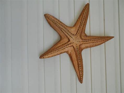 Starfish Wall Decor by Nautical Starfish Wall Decor Golden Bronze By
