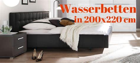 bett kaufen 200x220 wasserbett 200x220 cm kaufen bei aqua comfort