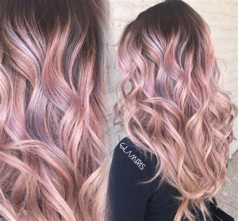 rose gold ombre popular ombre hair hair