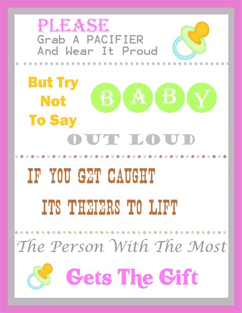 Tinkle In The Pot Baby Shower by Nobby Design Ideas Baby Shower Tinkle In The Pot Pdf