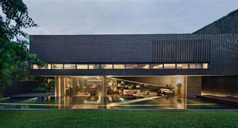 arsitektur rumah minimalis modern  mewah  elegan
