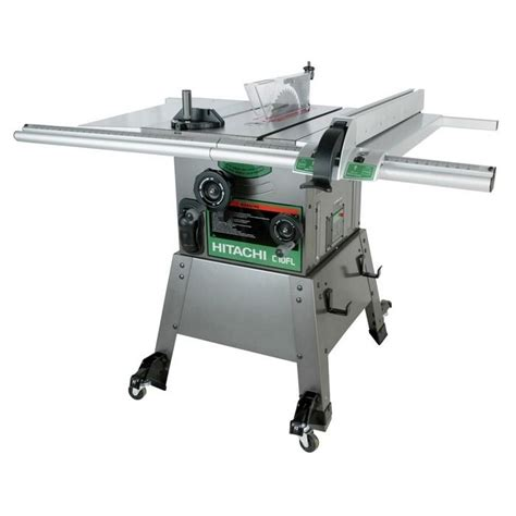 review hitachi table saw by obi lumberjocks