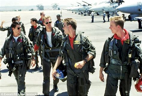 Val Kilmer Was A Putz On An Airplane by Pilot Scholl Died During Top Gun Stunt Filming Daily