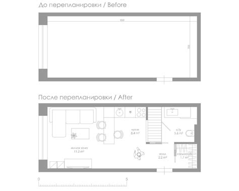 design floorplan small 29 square meter 312 sq ft apartment design