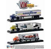 M2 Machines Announces Auto Haulers Release 4  Die Cast X