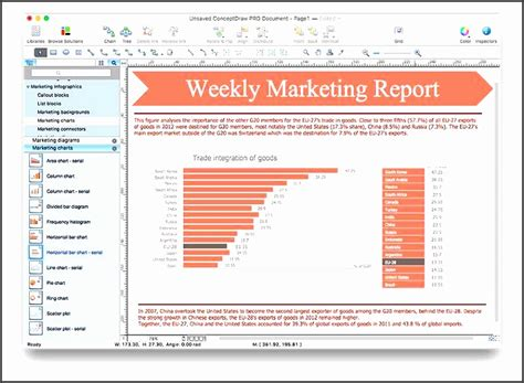 Free Marketing Report Template Word