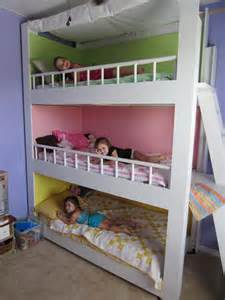 Convert Crib To Toddler Bed Diy 15 Colorful Kids Bunk Bed Ideas House Design And Decor