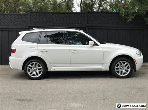 bmw x3 usa 2008 bmw x3 m line for sale in united states