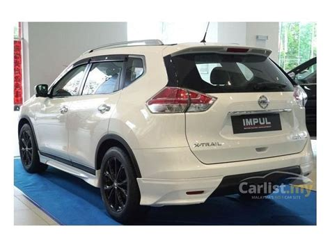 Nissan X Trail 2 5 New At 2016 nissan x trail 2016 2 0 in perlis automatic suv others for
