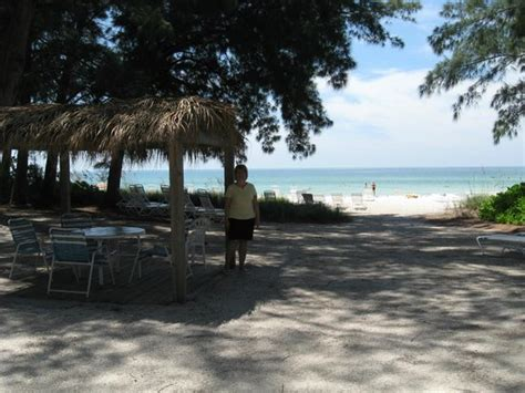 gull cottages longboat key fl porch of our one bedroom unit beachside picture of